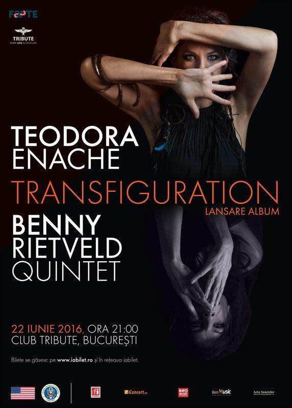 Teodora Enache și Benny Rietveld Quintet