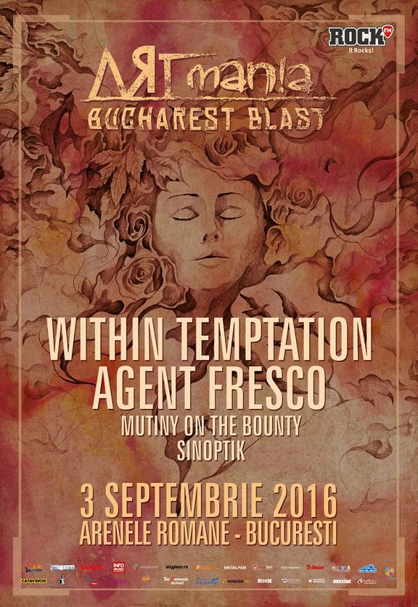 ARTmania Bucharest Blast