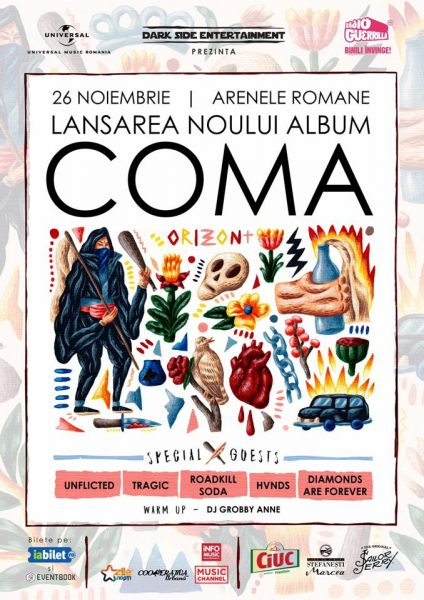 afis-concert-coma-arenele-romane-noiembrie-2016-1