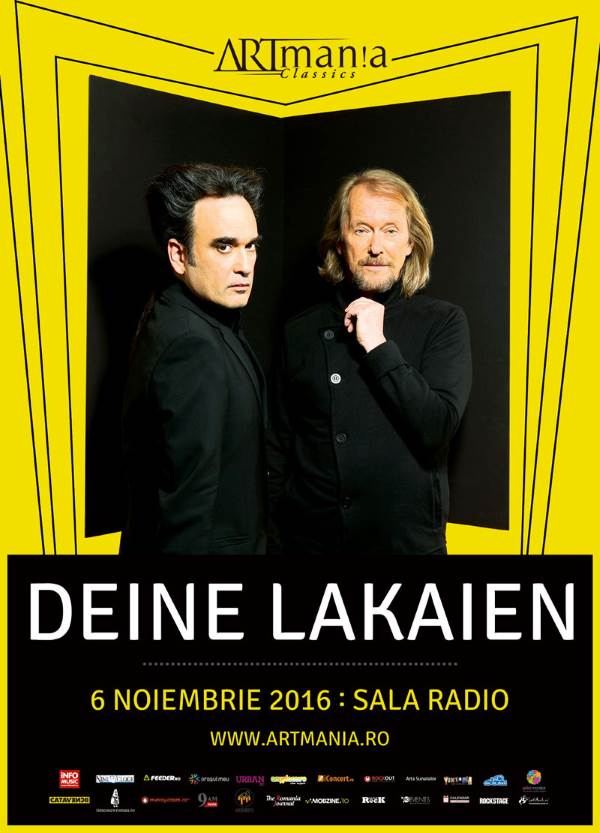 Deine Lakaien la Sala Radio