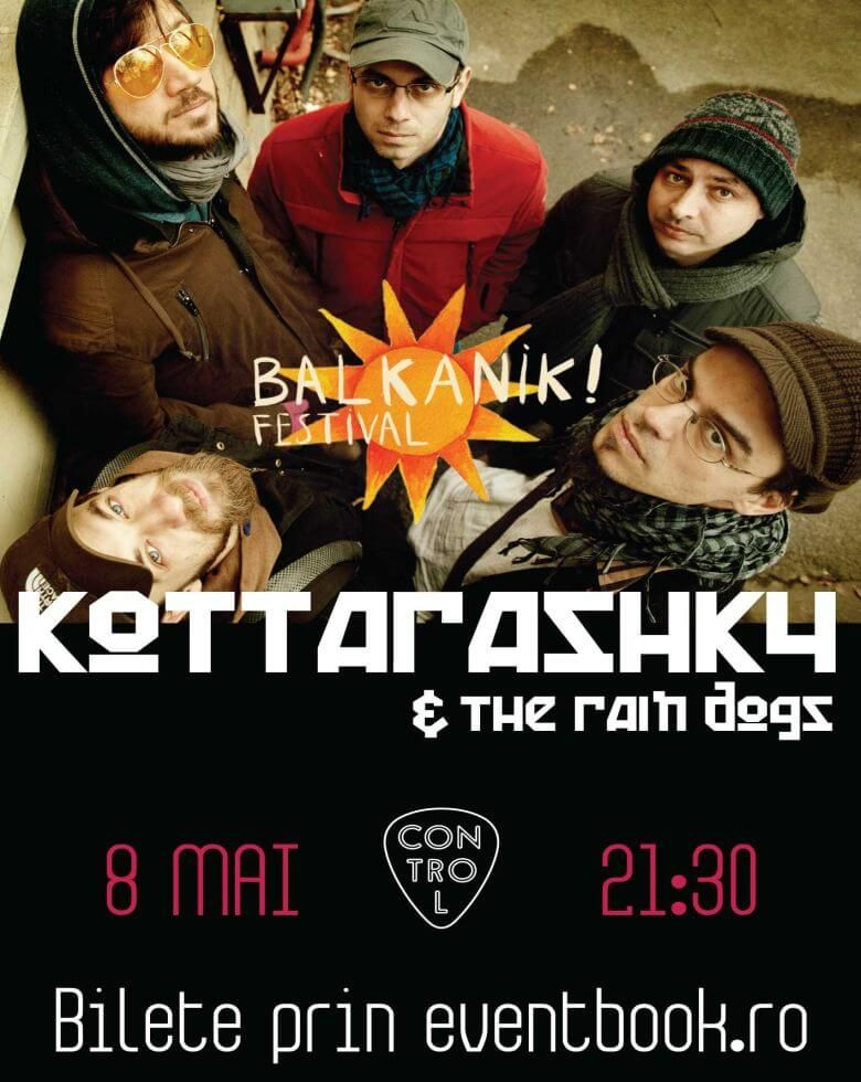 Kottarashky & The Rain Dogs