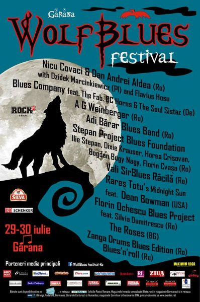 Poster eveniment WolfBlues Festival