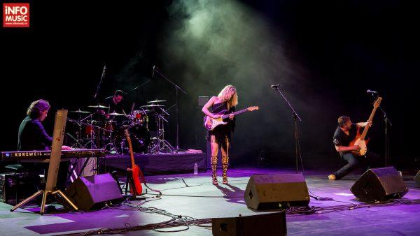 Concert Ana Popovic la Teatrul Naţional București - 2016