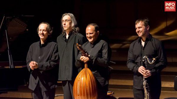 Concert Anouar Brahem Quartet la Sala Radio pe 12 mai 2016