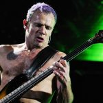 Flea, basistul Red Hot Chili Peppers