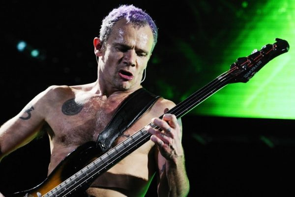Flea, basistul Red Hot Chili Peppers