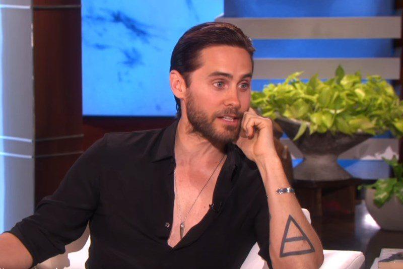 Jared Leto vorbește despre noul album 30 Seconds To Mars la The Ellen Show
