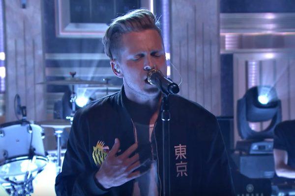 OneRepublic - Wherever I Go (Live la The Tonight Show Starring Jimmy Fallon)