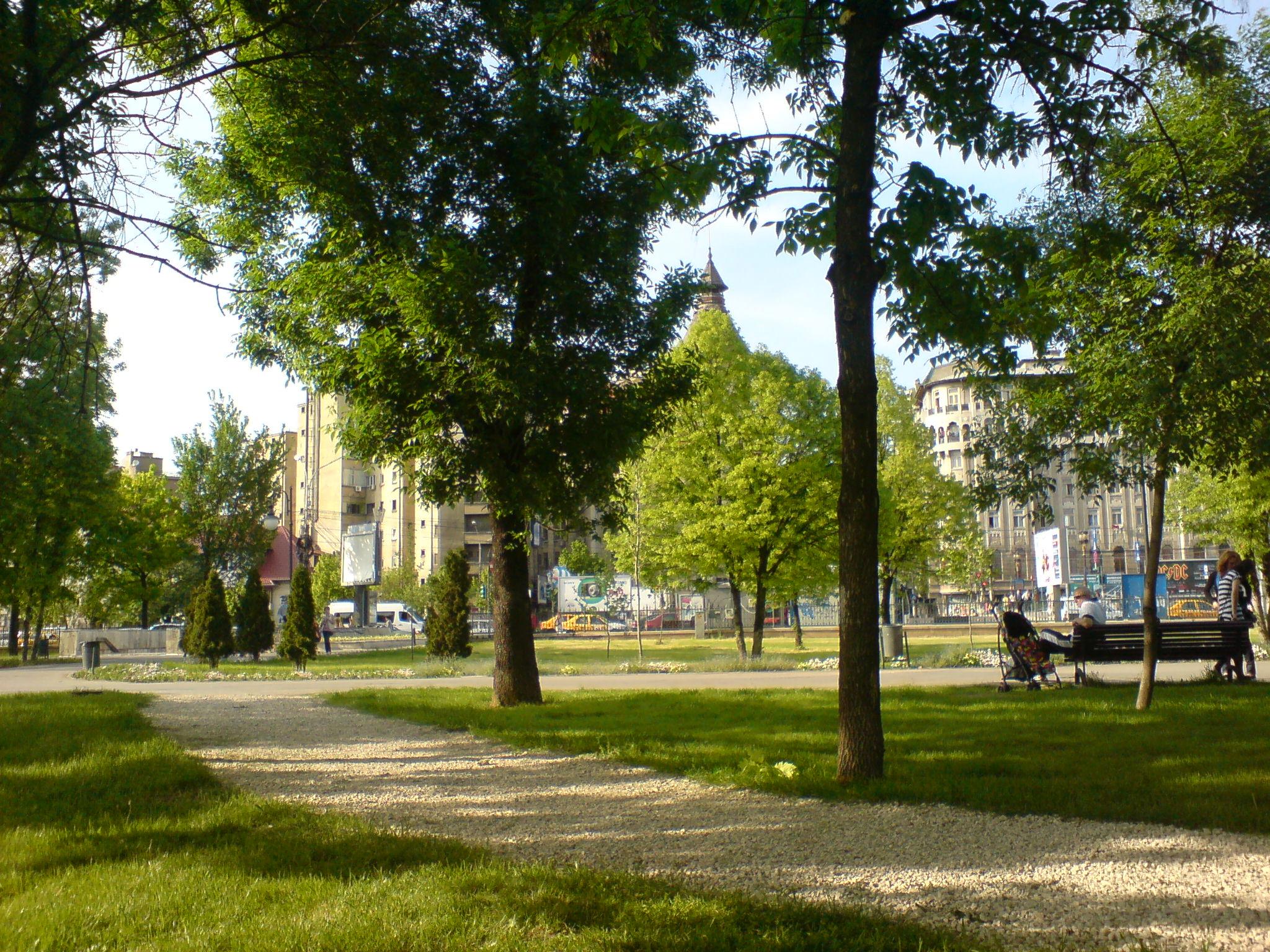 Parcul Izvor din București