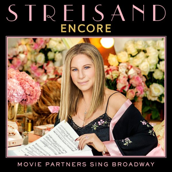 Barbra Streisand Album Cover