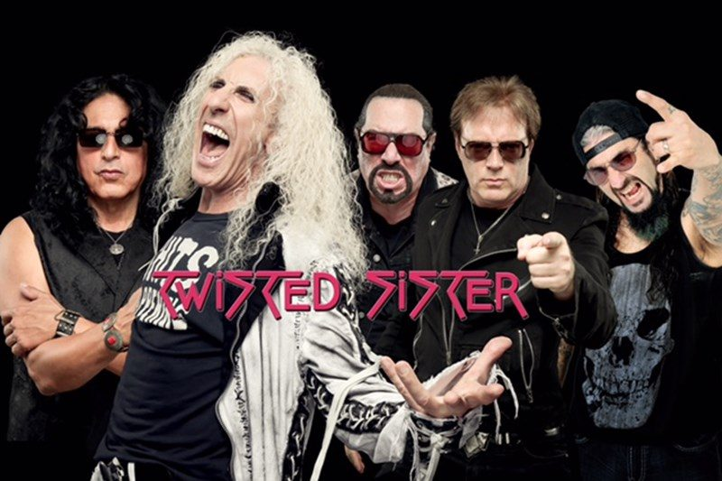 Twisted Sister la Rock The City