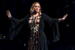 Adele live@Glastonbury 2016