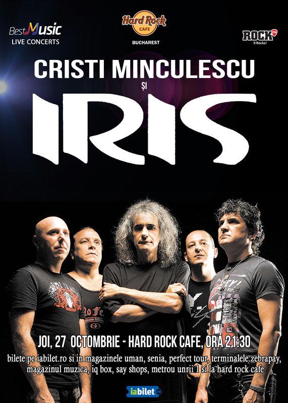 Cristi Minculescu şi Iris