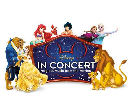 Disney - Magical Music from the Movies la Sala Palatului