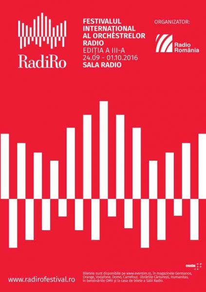 Poster eveniment RadiRo Festival 2016