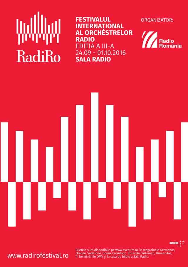 RadiRo Festival 2016 la Sala Radio