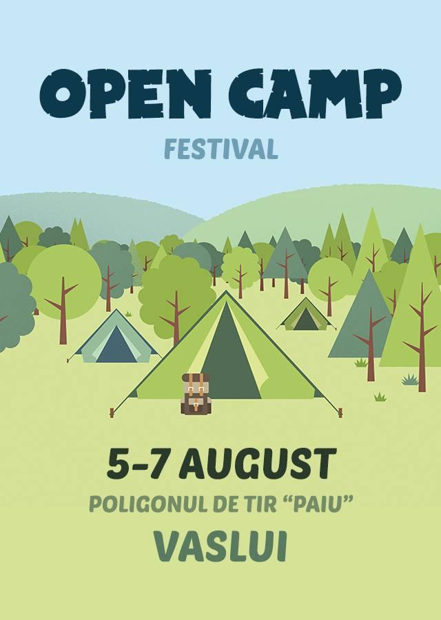 Open Camp Vaslui