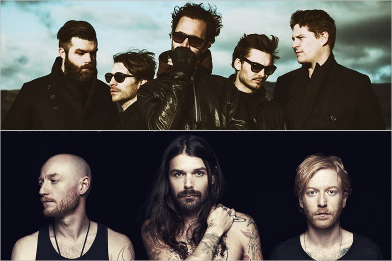EDITORS și BIFFY CLYRO, headlineri la Spellground Festival