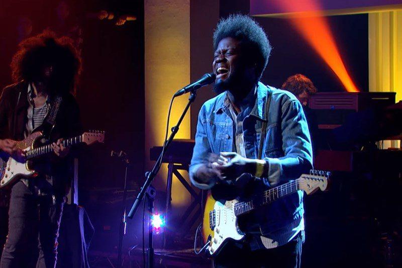 Michael Kiwanuka, live