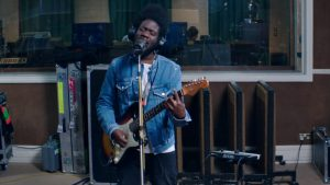 Michael Kiwanuka - Rule The World - Live Session