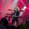 """Brian May este """"recunoscător să fie în viață"""" după o hemoragie la stomac"""