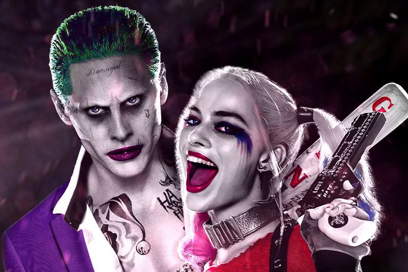 Joker și Harley Quinn / Suicide Squad