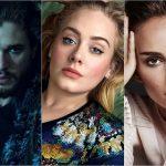 Kit Harington / Adele / Natalie Portman
