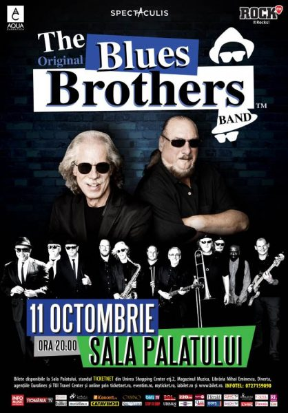 Poster eveniment The Original Blues Brothers