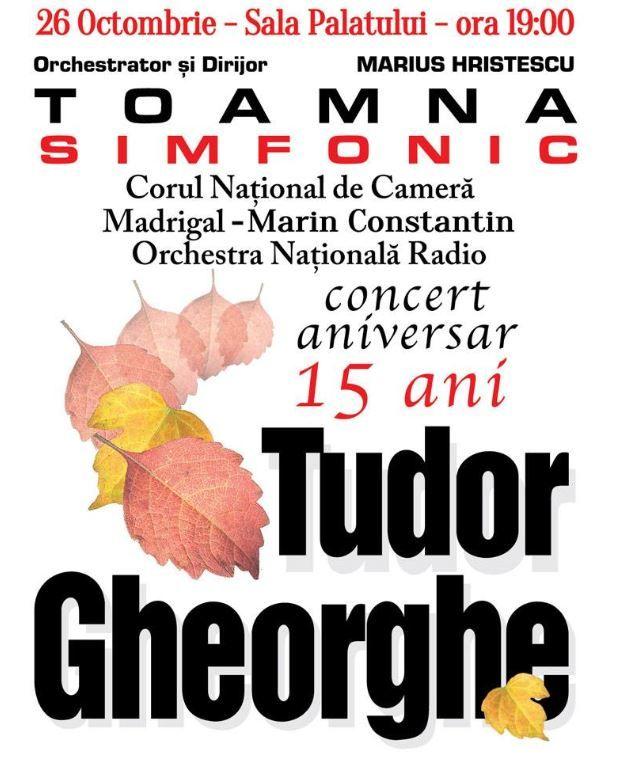Tudor Gheorghe - Toamna Simfonic