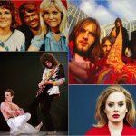 Cele mai vândute albume din UK în ultimii 60 de ani