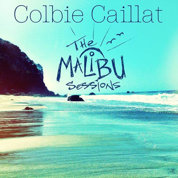 "Colbie Caillat - ""The Malibu Sessions"" (copertă album)"