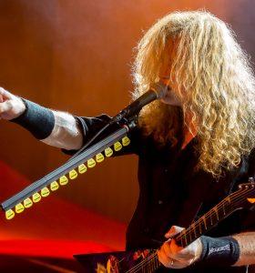 Concert Megadeth la Arenele Romane pe 13 iulie 2016