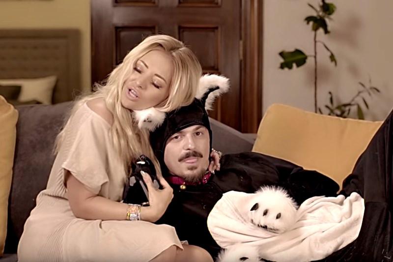 """Delia, Sergiu și Andrei în parodia """"Mâtza ta"""""""