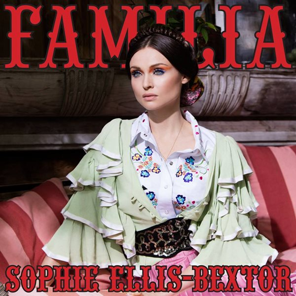 "Sophie Ellis-Bextor- ""Familia"" (artwork album)"