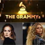 Grammy 2017: Adele Vs. Beyonce