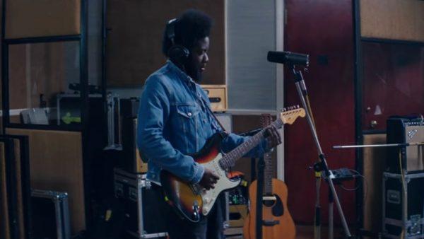 Michael Kiwanuka - Cold Little Heart (Live Session Video)