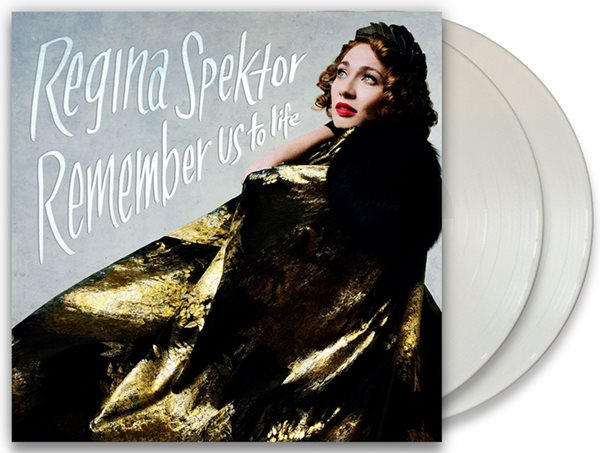 "Regina Spektor - ""Remember Us To Life"" (copertă album)"