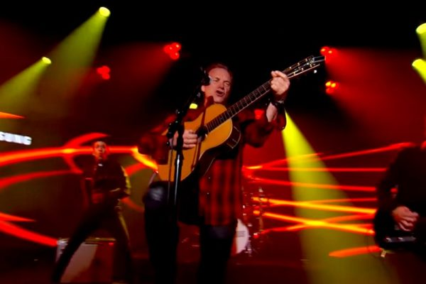 "Sting - ""Next To You"", live la Jimmy Kimmel"