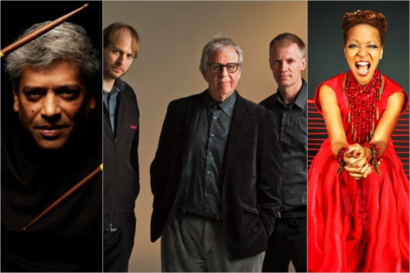 The Kenny Werner Trio, Trilok Gurtu și Lisa Simone