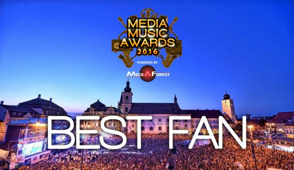 BEST FAN Media Music Awards 2016