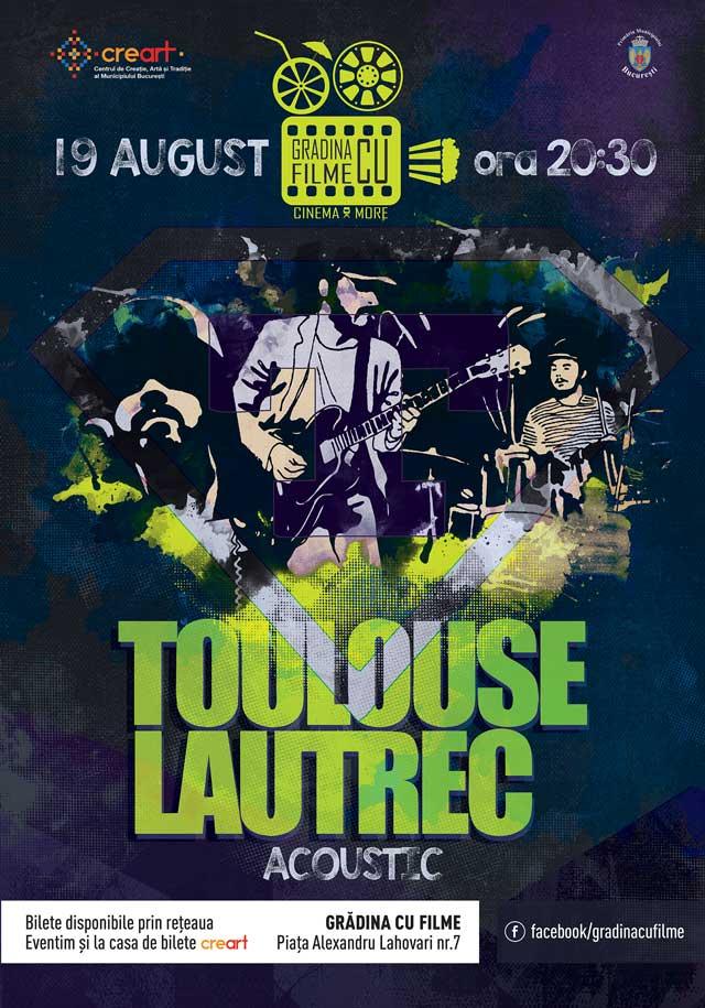Toulouse Lautrec la Grădina cu filme