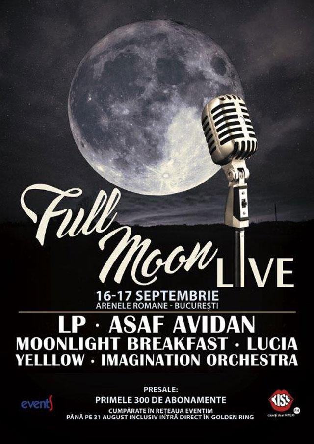 Full Moon Live