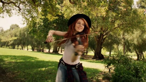 Lindsey Stirling - Something Wild ft. Andrew McMahon