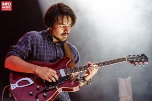 Milky Chance în concert la SummerWell pe 14 august 2016