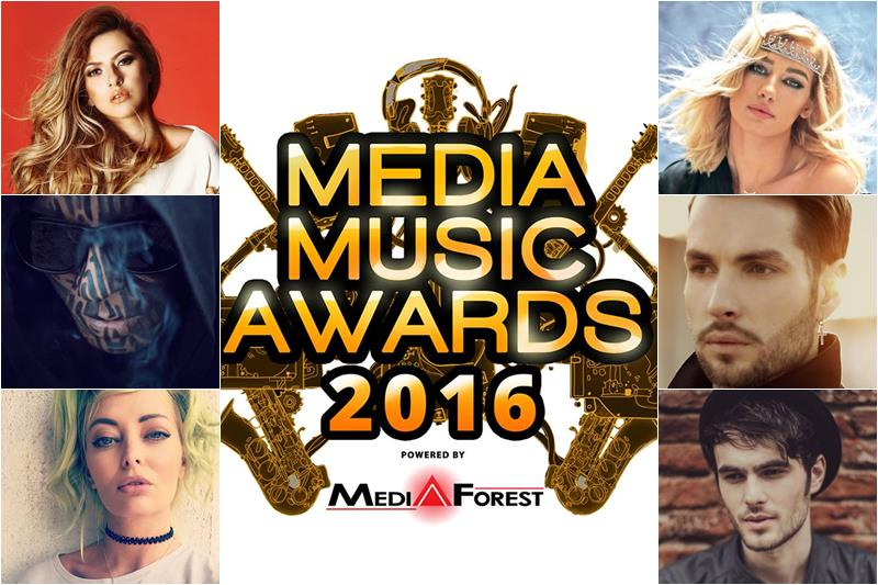 Media Music Awards 2016