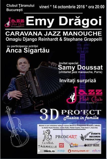 Caravana Jazz Manouche