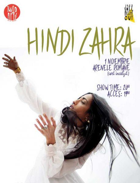 afis-concert-hindi-zahra-arenele-romane-noiembrie-2016