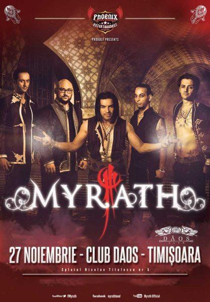 Poster eveniment Myrath