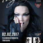 afis-concert-tarja-turunen-timisoara-februarie-2017