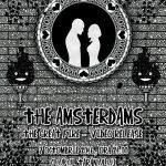 afis-concert-the-amsterdams-clubul-taranului-octombrie-2016